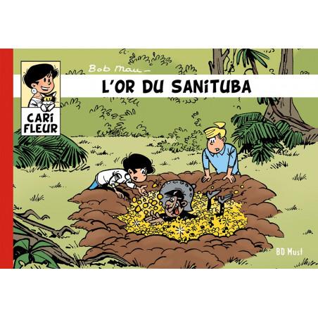 Cari Fleur - L'or du Sanituba