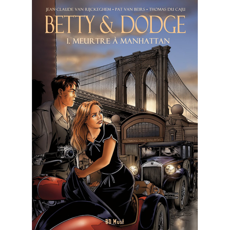 Betty & Dodge T1, 2, 3 - 3 albums + 1 ex-libris