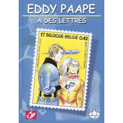 Eddy Paape a des lettres (Tirage normal)