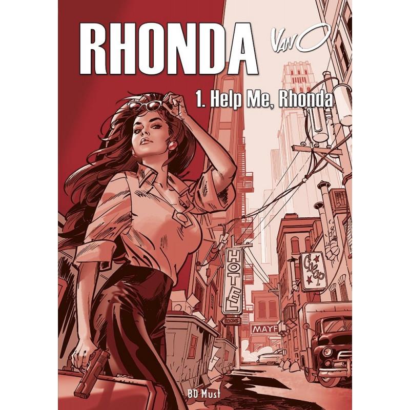 Rhonda - T1. Help Me, Rhonda (Tirage de tête)
