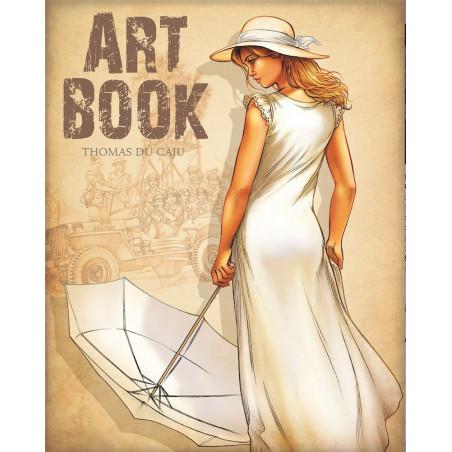 Betty & Dodge Artbook