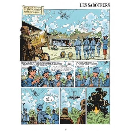 Les Diables Bleus - page 27