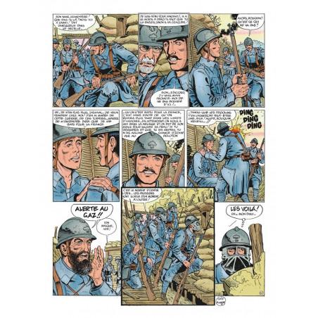 Les Diables Bleus - page 38