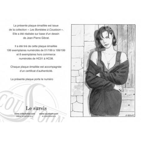 Gibrat - Le Sursis : Cécile (certificat)