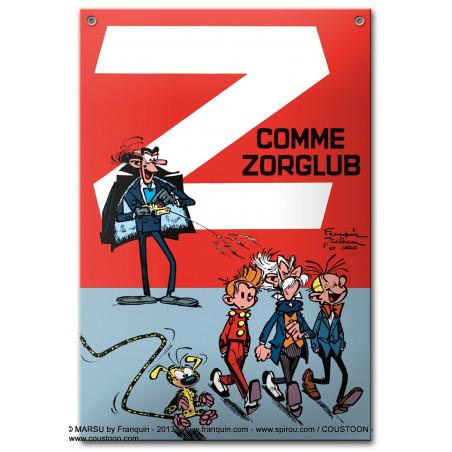 Franquin - Spirou : Z comme Zorglub