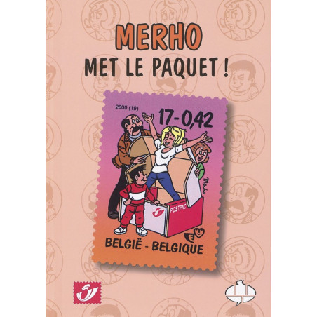 Merho met le paquet (Tirage normal) + ex-libris signé