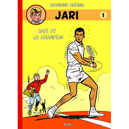 Jari par Raymond Reding - tome 1: Jari et le Champion