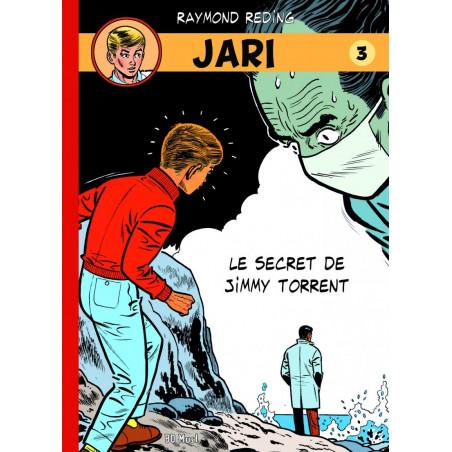 Jari par Raymond Reding - tome 3: Le secret de Jimmy Torrent