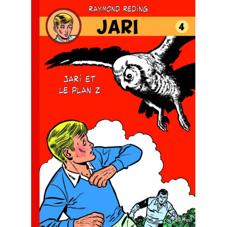 Jari par Raymond Reding - tome 4: Jari et le plan Z
