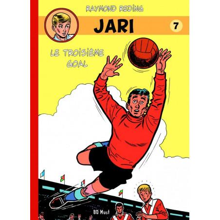 Jari par Raymond Reding - tome 7: Le troisième goal