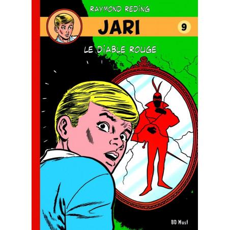 Jari par Raymond Reding - tome 9: Le diable rouge