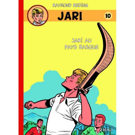 Jari par Raymond Reding - tome 10: Jari au Pays Basque