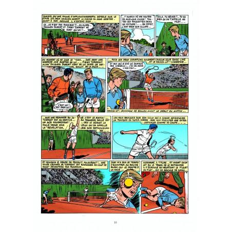 Jari par Raymond Reding - Tome 1 - page 10