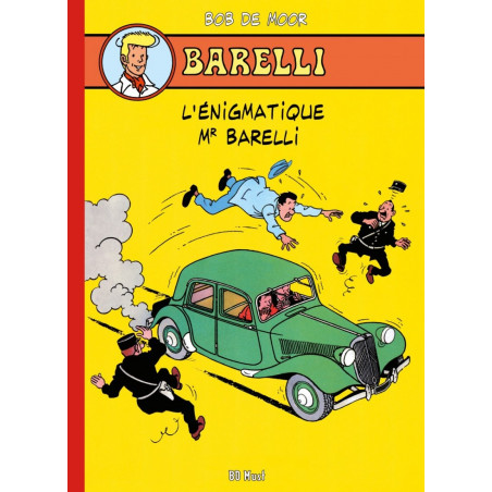 Barelli (Bob De Moor) - T1: L'énigmatique Mr Barelli