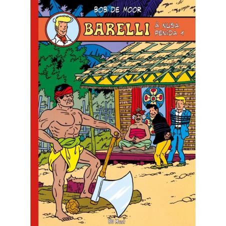 Barelli (Bob De Moor) - T2: Barelli à Nusa Penida 1