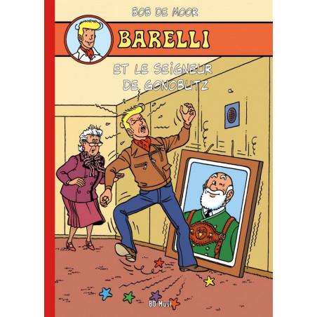 Barelli (Bob De Moor) - T6: Barelli et le seigneur de Gonobutz
