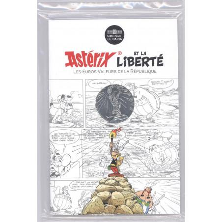 Astérix - Liberté : Flambeau 10€ en argent