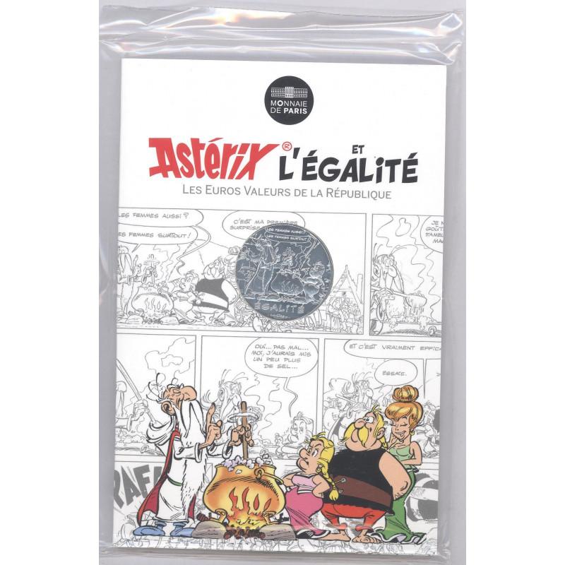 Astérix - Egalité : Potion 10€ en argent