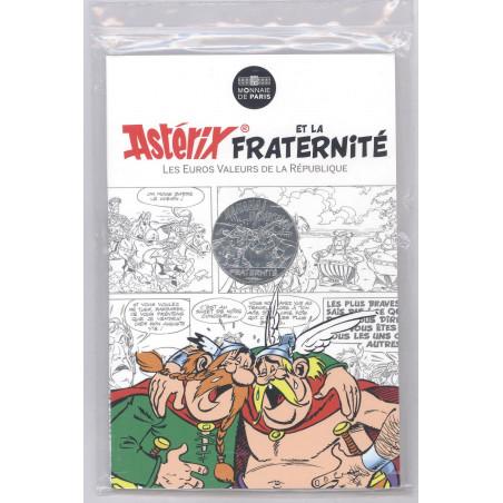 Astérix - Fraternité : Belges 10€ en argent